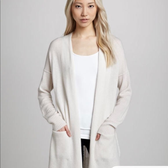 a7a87a2576 360 Cashmere Sweaters - Open Cashmere Cardigan